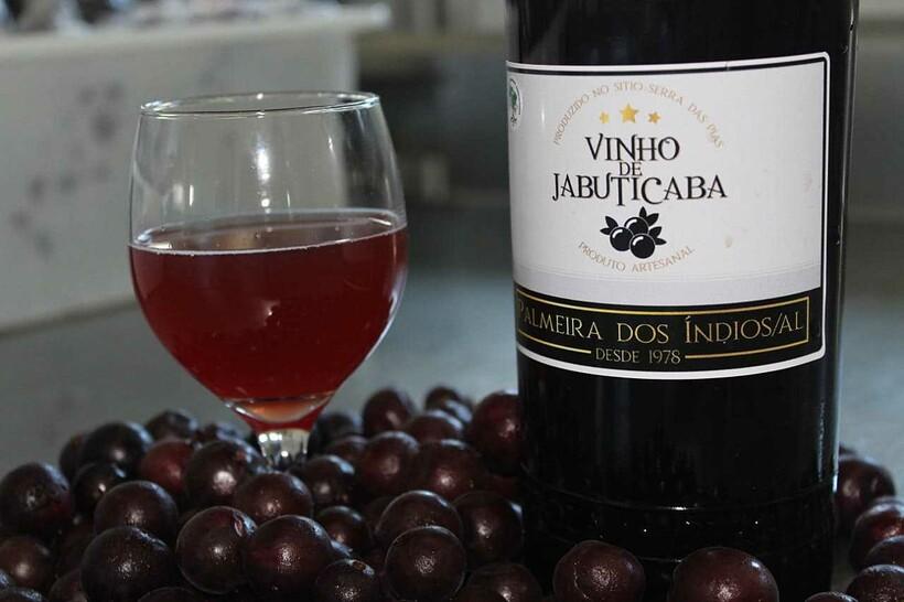 Использование джаботикабы в виноделии