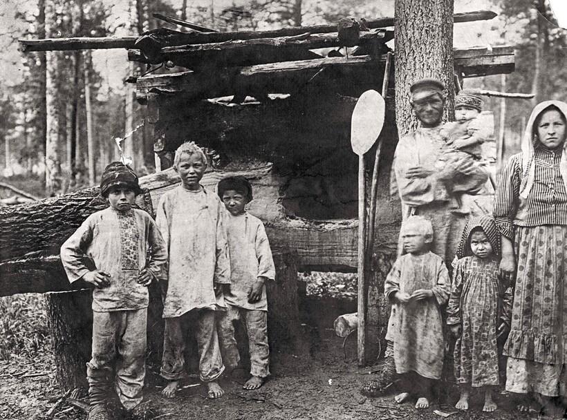 Рождение множества детей в семьях крестьян было политикой государства