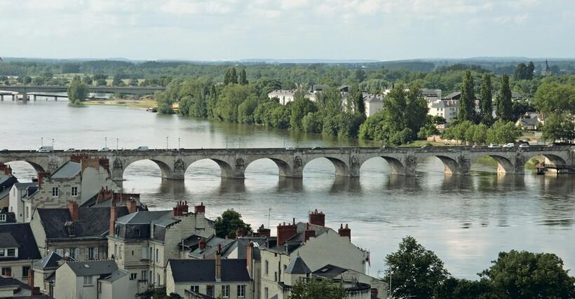 Самая длинная река Франции