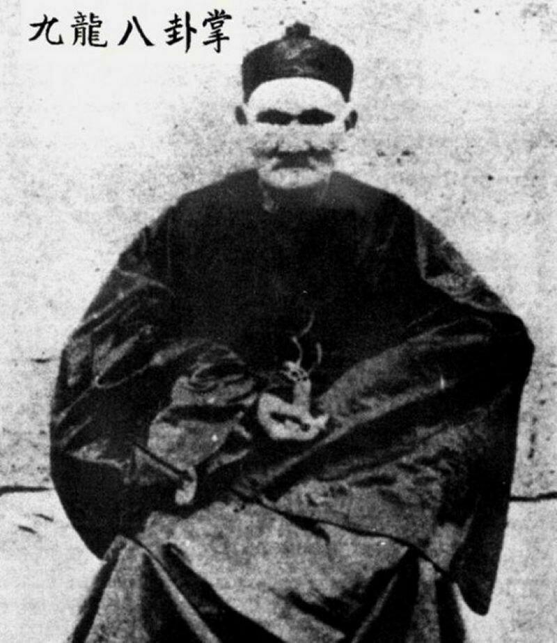 Единственное фото китайского долгожителя