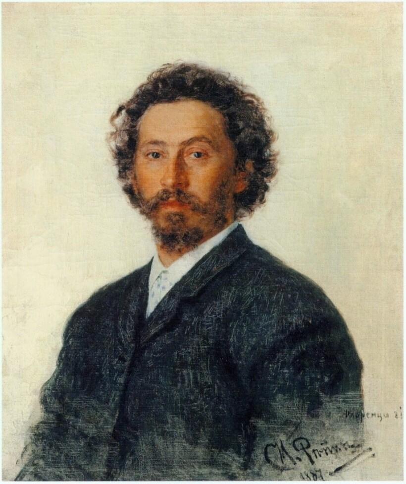 Репин-портретист