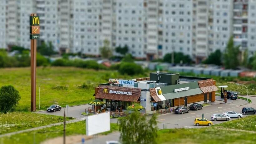 Игрушечная Россия: 10 отечественных городов в необычном ракурсе
