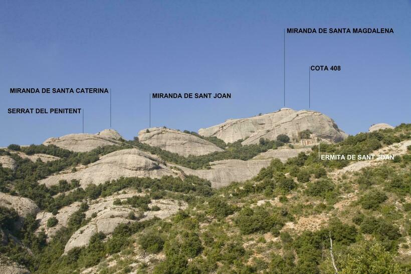 Вершины Монсеррат