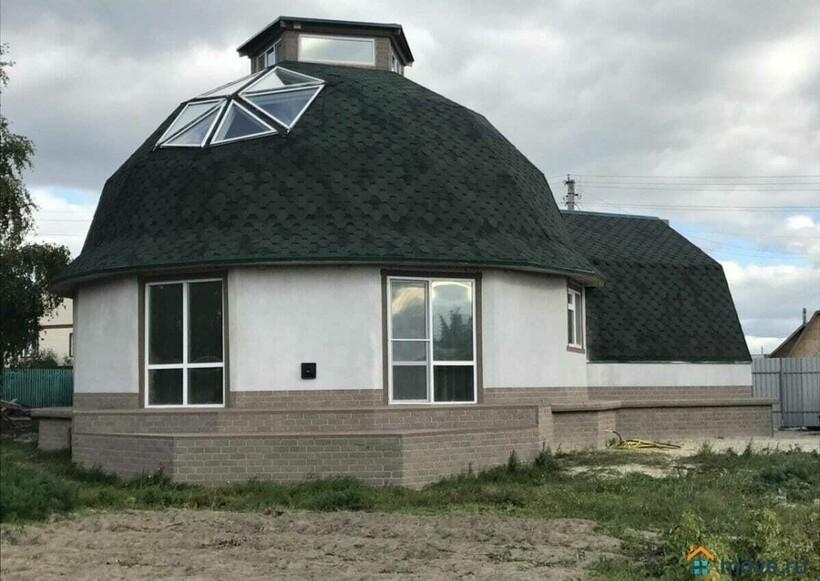 Яйцо, замок и цитадель: 10 необычных домов, построенных в России