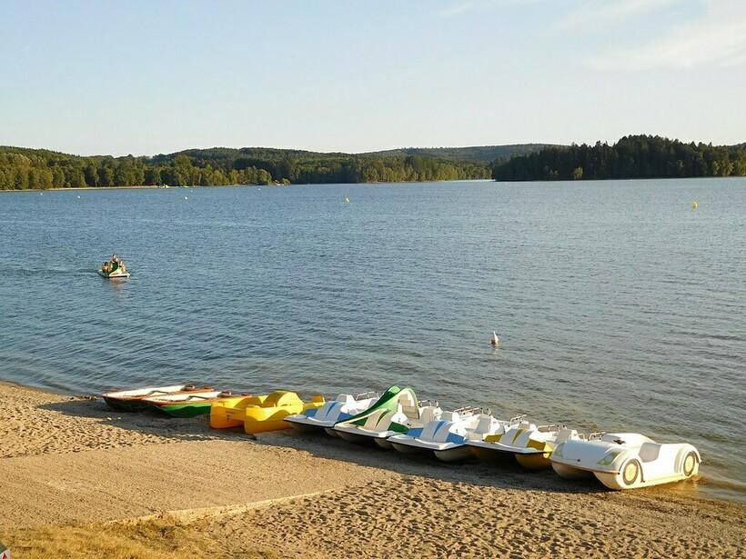 Озеро Сетон