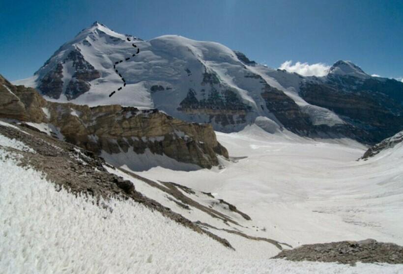 Перевалы горных походов