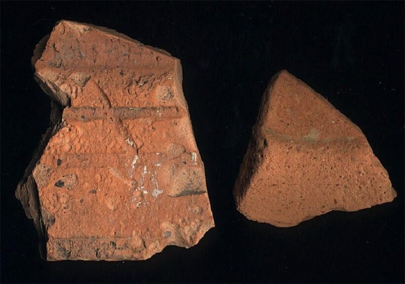 Древние находки с горы Кастель