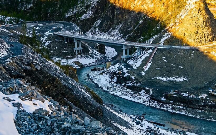 4 российские дороги, на которых водители тревожатся далеко не из-за ям