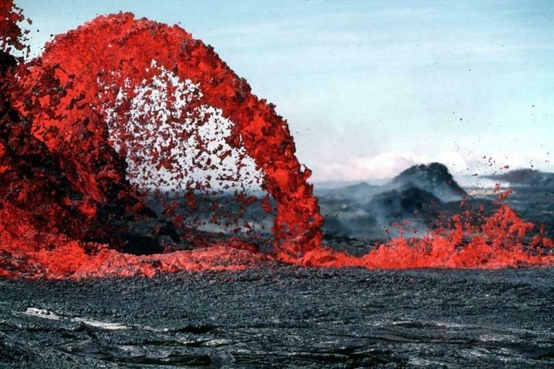 Металлическая лава обладает большей скоростью
