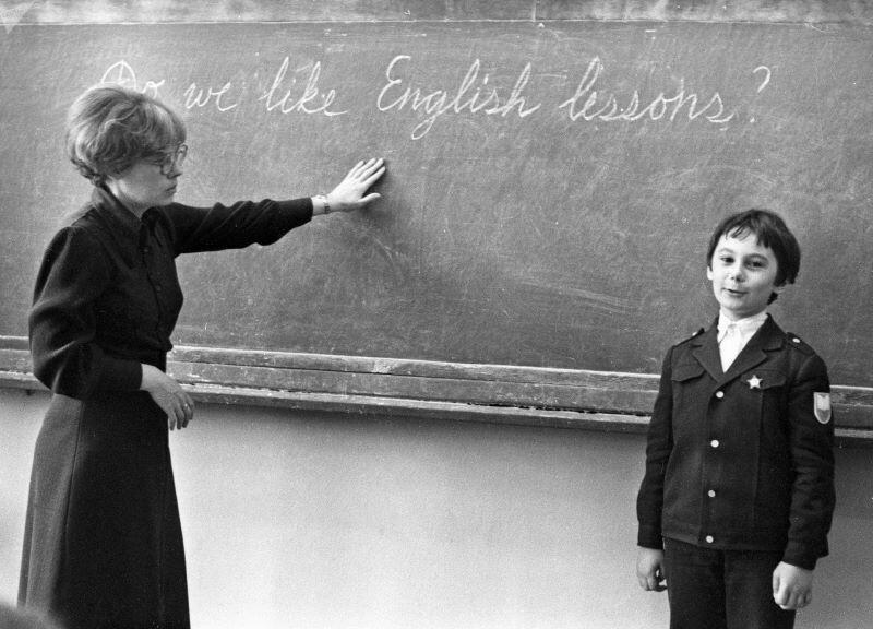 Чтобы начать учить детей английскому, сначала нужно было подготовить учителей