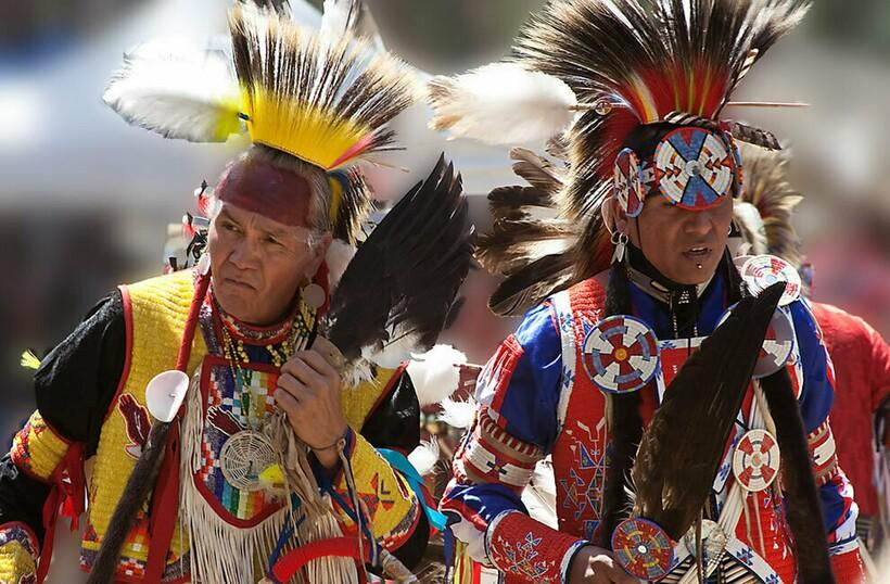Индейцы назвали первых колонистов