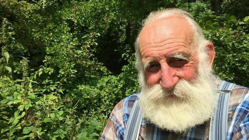 Британский пенсионер, ставший настоящей сенсацией