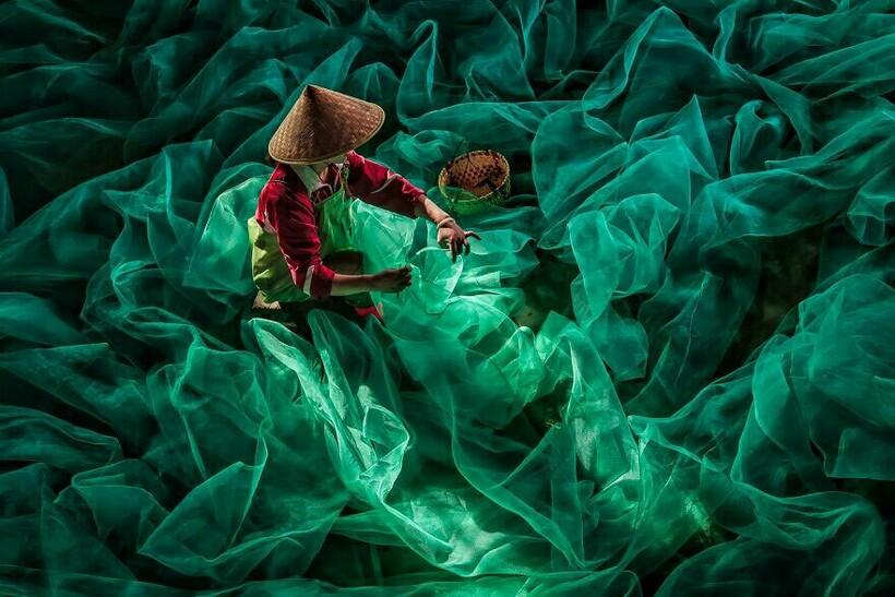 10 лучших фотографий конкурса Prix De La Photographie Paris