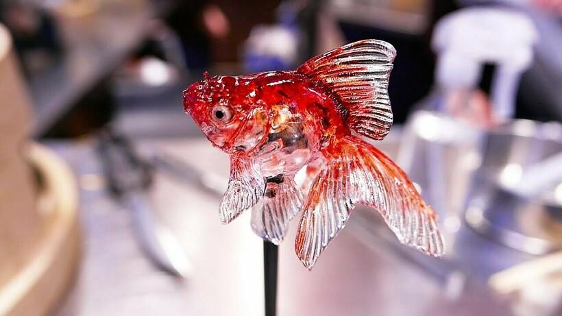 Суминагаши, нерикоми и еще 15 художественных техник со всего мира