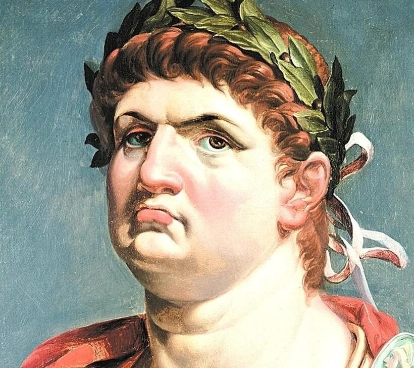 Нерон хоть и мнил себя гениальным поэтом, заказным смехом отнюдь не пренебрегал
