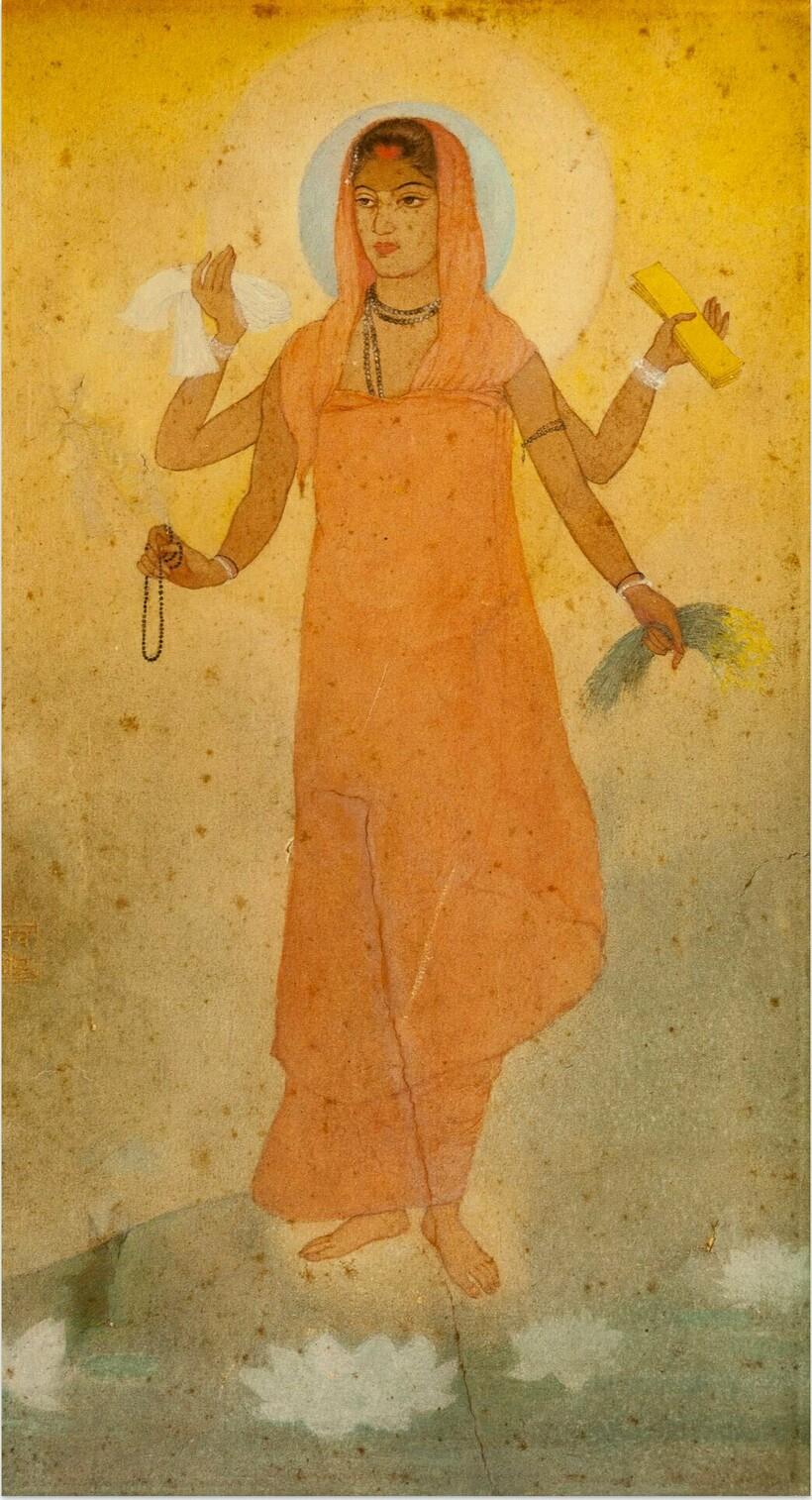 Образ Матери-Индии