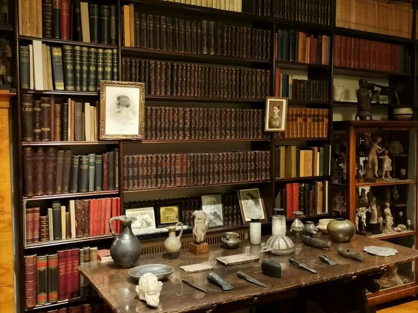 Фото из Музея Зигмунда Фрейда в Лондоне. Фото: Chuca Cimas/flickr.com