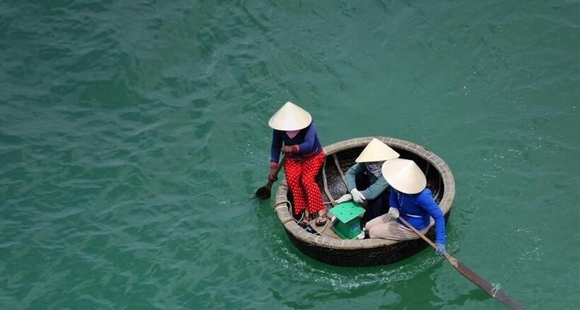 Управлению лодкой необходимо учиться годами. Фото: bing.nanxiongnandi.com
