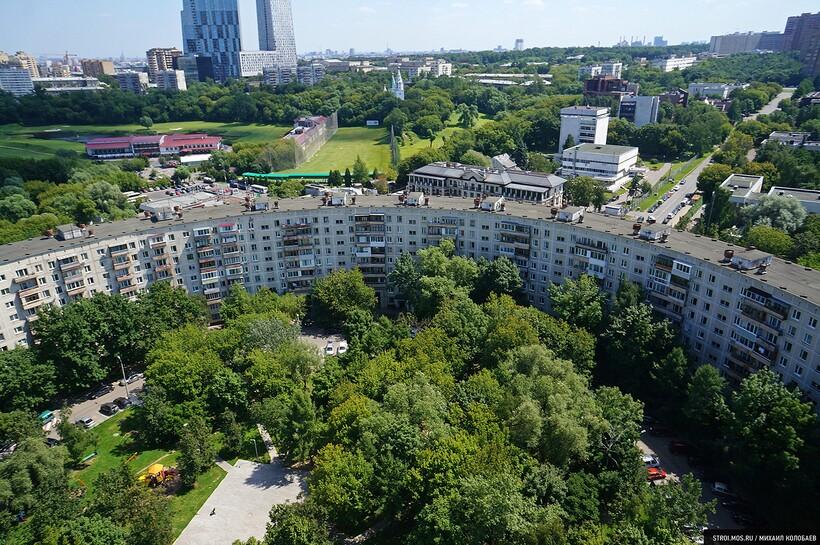 Странная конструкция изначально всем понравилась, однако проект вскоре закрыли. Фото: stroi.mos.ru