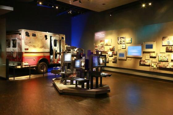 Национальный мемориал и музей 11 сентября (Мемориал 9/11)