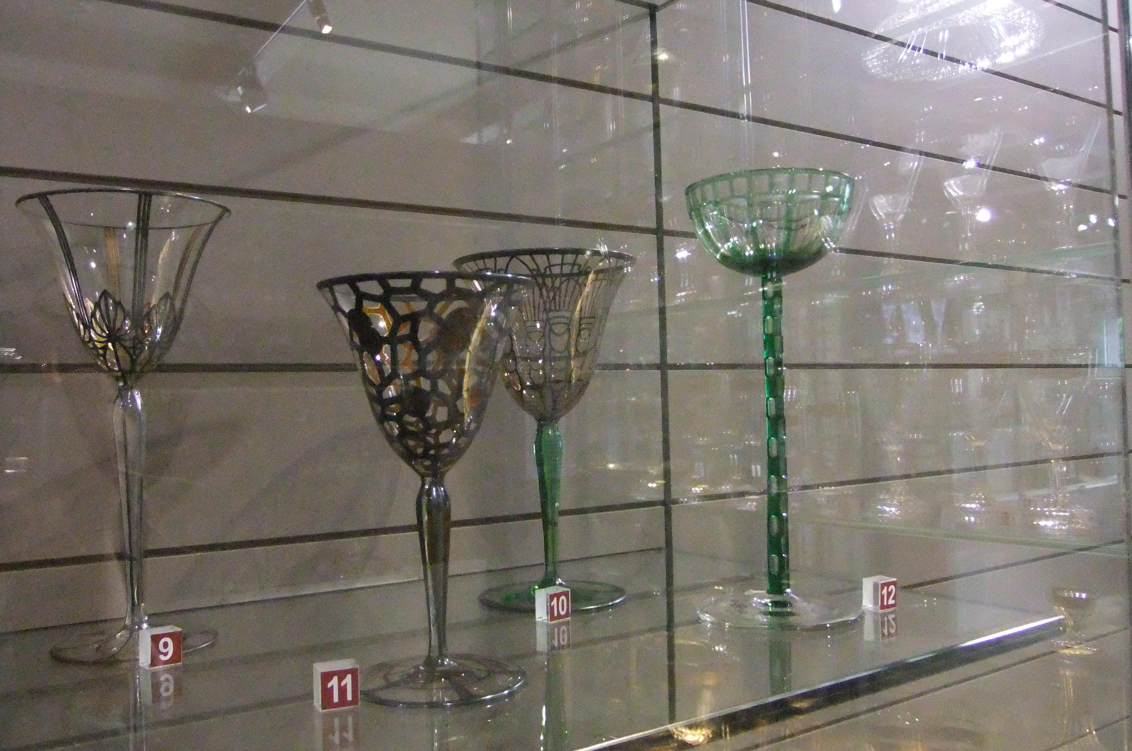 Музей стекла Мозер