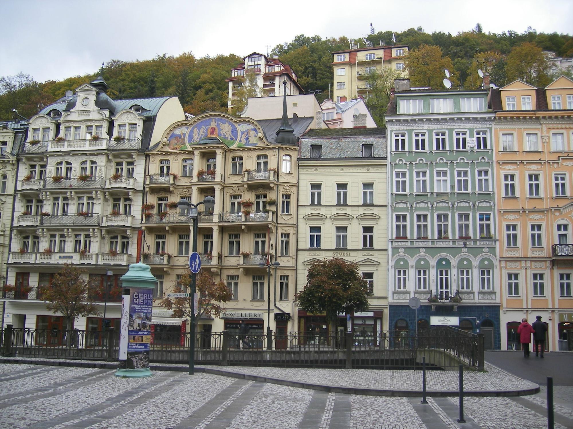 Улица Стара Лоука
