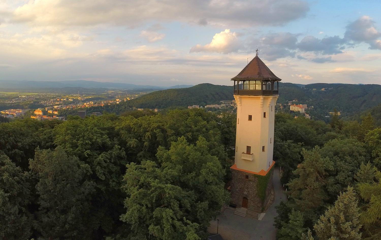 """Обзорная башня """"Диана"""""""