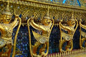 Храм Изумрудного Будды (Храм Ват Пхра Кео)
