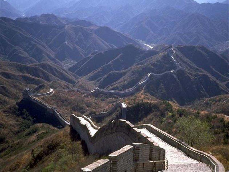 Великая стена в Бадалинге