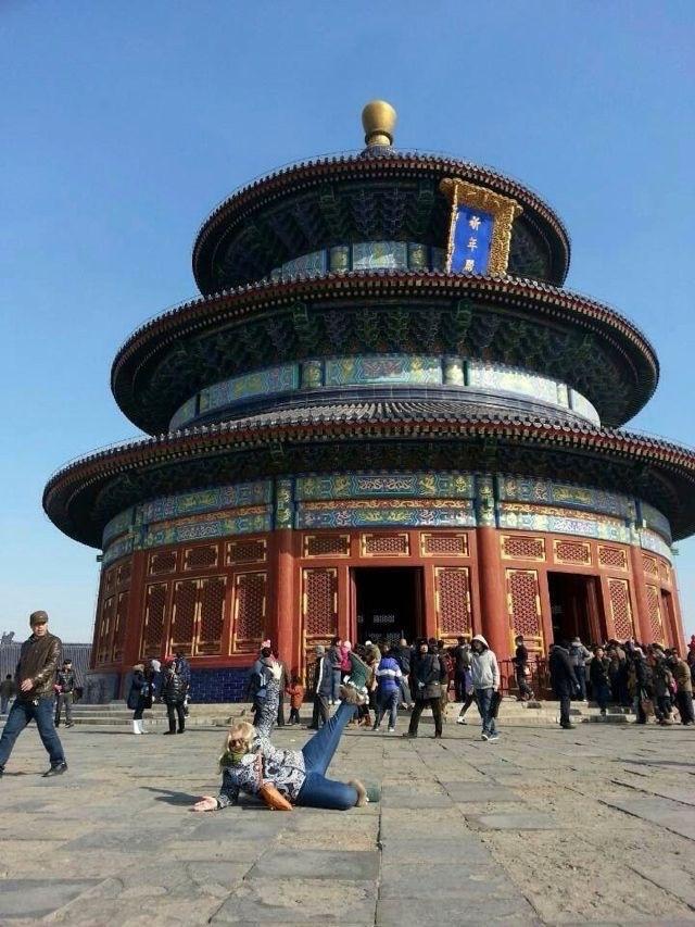 Храм Неба (Парк Тяньтань)