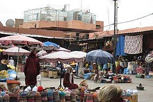 Рынок Марракеша (Сук)