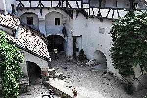 Замок Бран (Замок Дракулы)