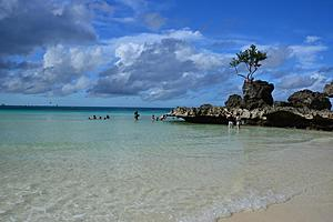 Белый пляж (Пляж Уайт Бич)