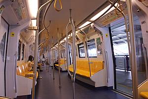 Метро BTS Skytrain