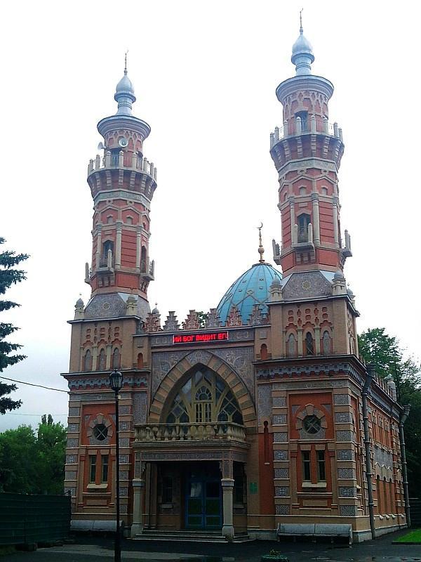 Мечеть Мухтарова (Суннитская)