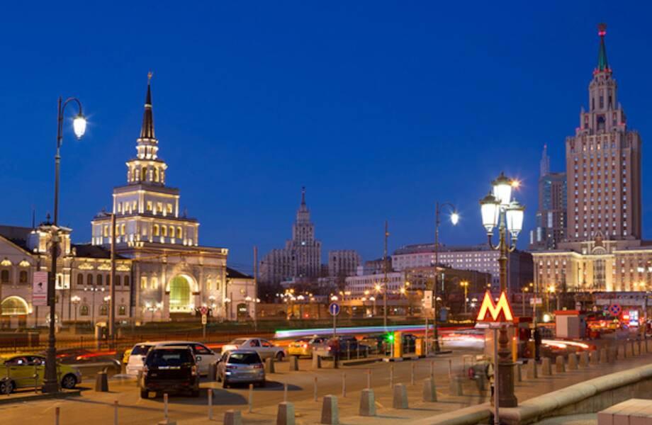 В Москве появится новый вокзал для поездов ВСМ из Санкт-Петербурга