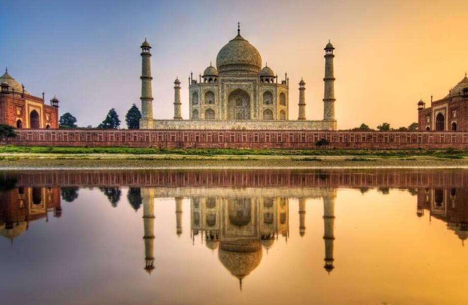 Индия открывается для туризма