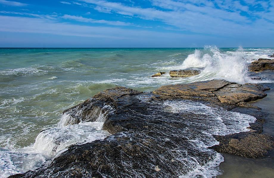 Каспийское море прошло точку невозврата: что с ним происходит