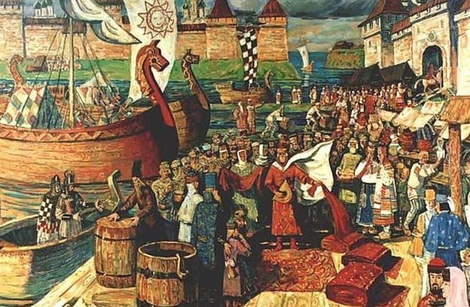 3 русских товара, которые иностранцы раньше ценили почти на вес золота