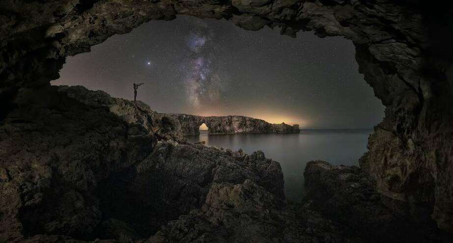 Фото дня: звездный наблюдатель