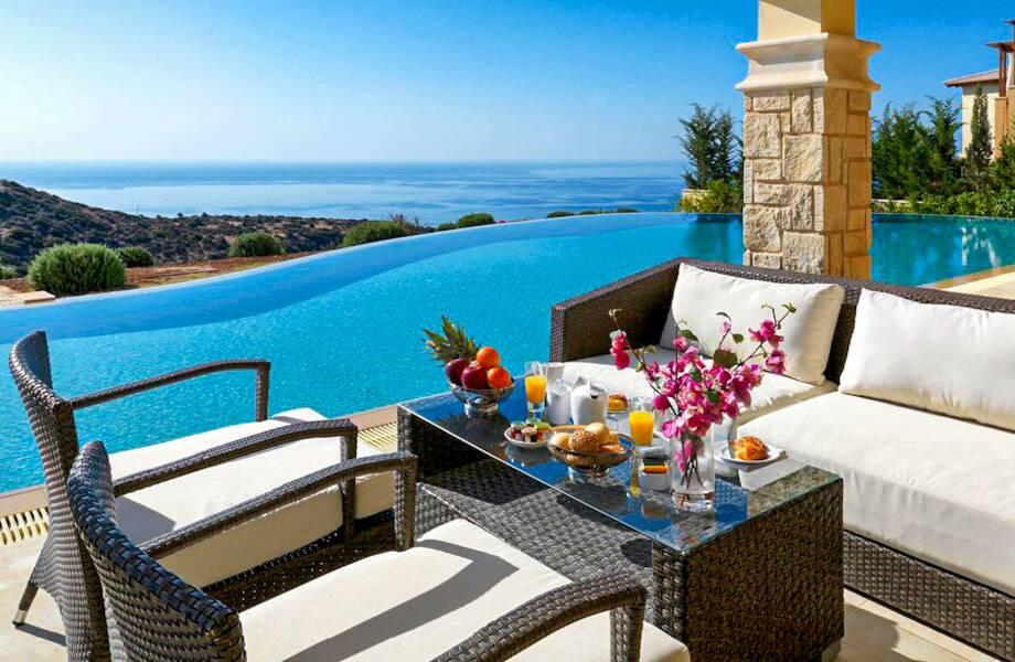 Туры на Кипр в отели с высоким рейтингом от 25 510