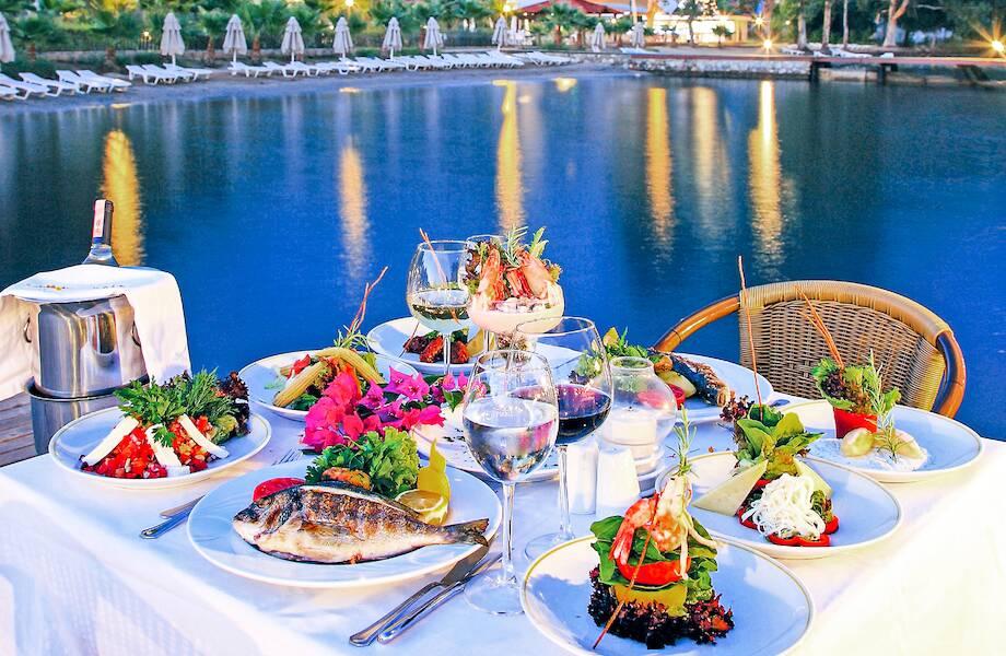 Туры в Турцию от 17 700 ₽. Все включено
