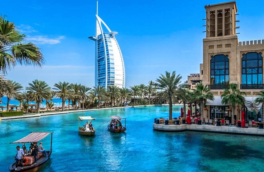Туры в ОАЭ от 22 300