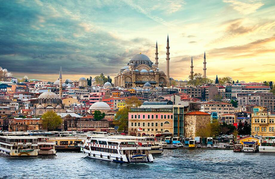 5 очень горячих туров в Стамбул с вылетом уже в этот понедельник