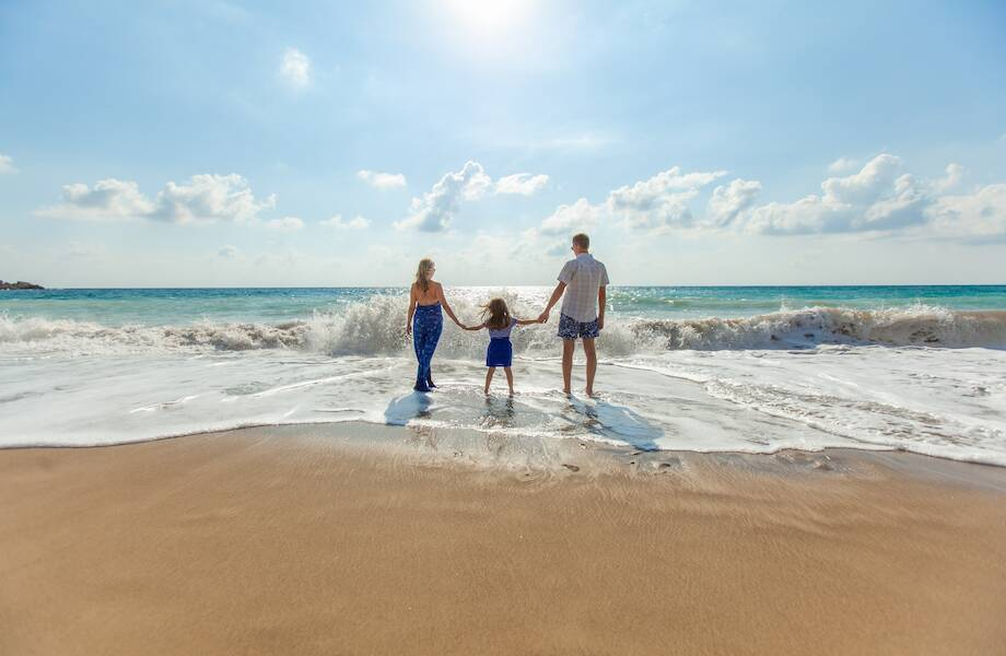5 отличных отелей для отдыха с детьми на Кипре
