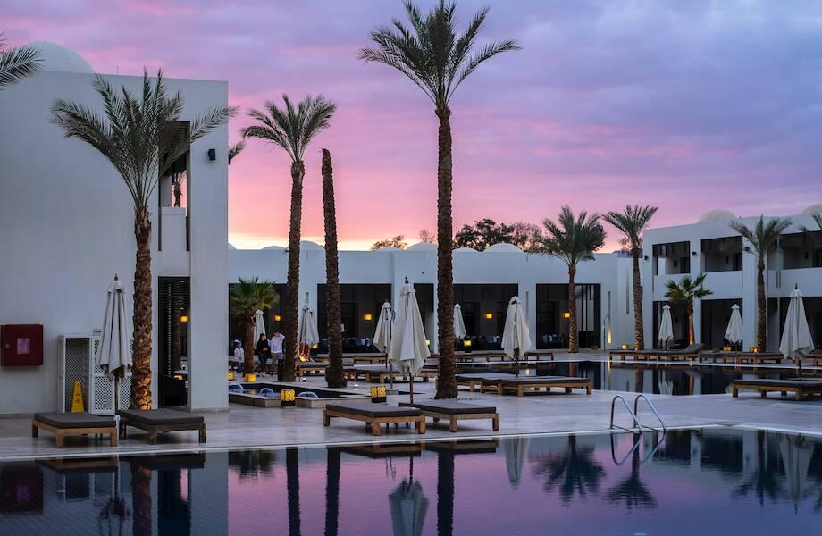 Подборка туров в Египет в отели с большой территорией