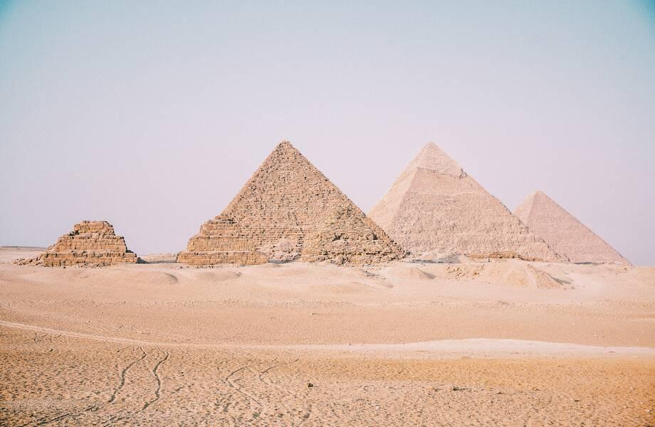 Горящий тур в Египет за 12 640 рублей!